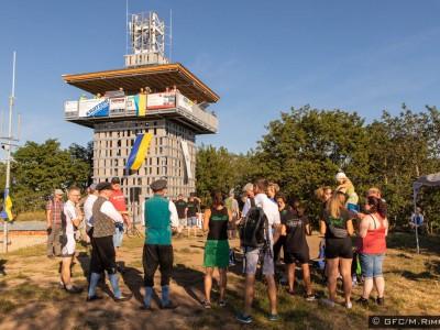 21.08.20 Tag der Oberlausitz - Lauscheturm-Eröffnung